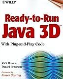 Ready-to-Run Java 3D
