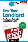 img - for First-Time Landlord: Your Guide to Renting out a Single-Family Home by Portman Attorney Attorney, Janet, Stewart, Marcia, Bray J.D. (2014) Paperback book / textbook / text book