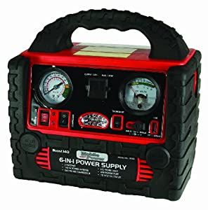 Mobile Power 2000 Compact 6-in-1 Multipurpose AC and DC Power Supply