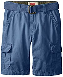 Levis Kids Boys Casual Cargo Shorts