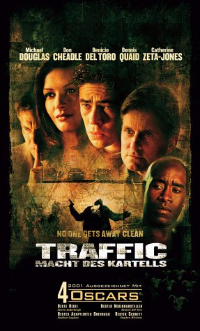 Traffic - Macht des Kartells [VHS]