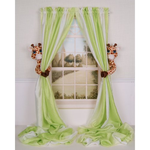 Nursery Curtains And Bedding 9915 front