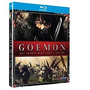 Goemon Blu-ray