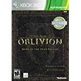 Elder Scrolls IV: Oblivion Game of the Year Edition -Xbox 360 ~ Bethesda