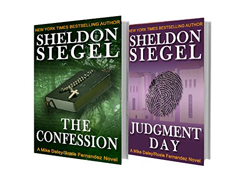 Daley Double #3: THE CONFESSION and JUDGMENT DAY