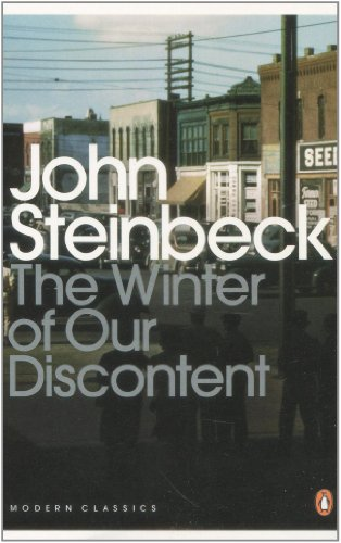 John Steinbeck - The Winter of Our Discontent (Penguin Modern Classics)