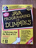 img - for Java Programming For Dummies book / textbook / text book