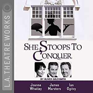 She Stoops to Conquer Hörspiel
