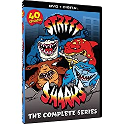 Street Sharks - The Complete Series + Digital