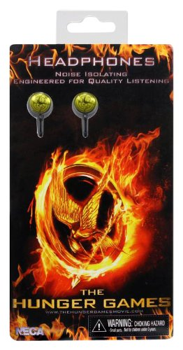 The Hunger Games Movie ear buds