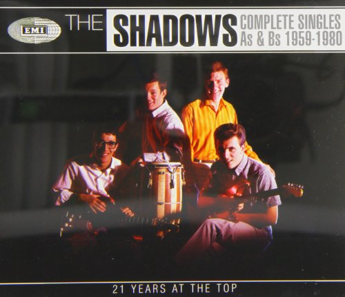 The Shadows - Complete Singles As & Bs 1959-1980 - Lyrics2You