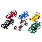 Mini Pull Back Race Cars Set