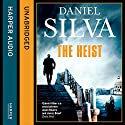 The Heist Audiobook by Daniel Silva Narrated by George Guidall