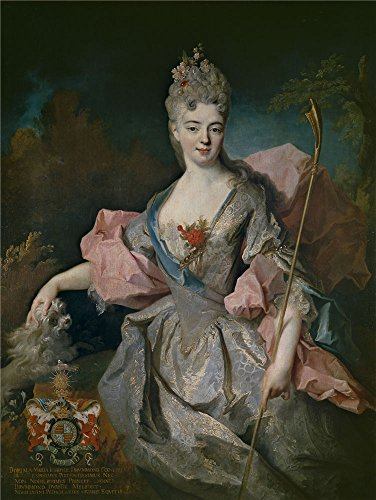 Oil Painting 'Oudry Jean Baptiste Lady Mary Josephine Drummond Condesa De Castelblanco Ca. 1716' 10 x 13 inch / 25 x 34 cm , on High Definition HD canvas prints, Bath Room, Home Office And Pow decor (New York State Of Mind Karaoke compare prices)