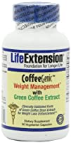 Life Extension Coffeegenic Weight Management Formula Vegetarian