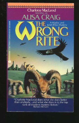 The Wrong Rite, CHARLOTTE MACLEOD