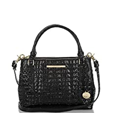 Lincoln Crossbody<br>Onyx La Scala