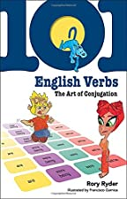101 English Verbs with MP4 Video Disc by Rory Ryder