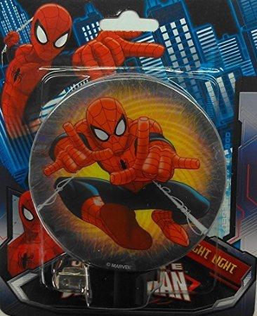 Marvel Ultimate Spider-man Night Light (1pcs Random) - 1