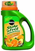 Miracle Grow Shake 'n Feed Continuous Release: Citrus, Avocado and Mango 4.5 lbs (104829)