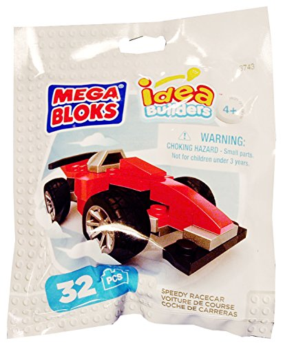 Mega Bloks Idea Builder (Speedy Race Car) - 1