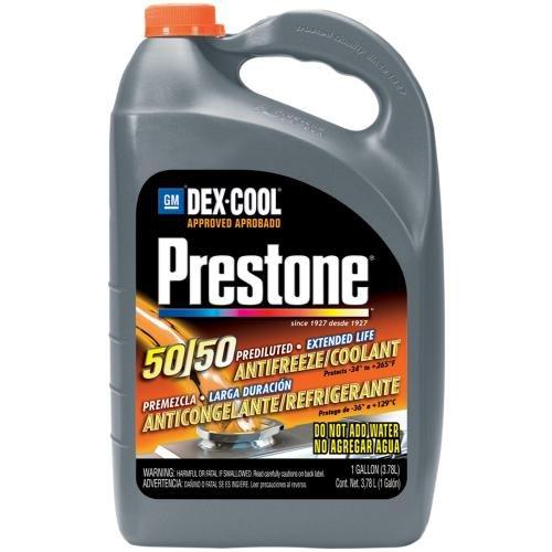 Prestone AF850 Dex-Cool 50/50 Antifreeze - 1 Gallon (Prestone Antifreeze 50 50 compare prices)
