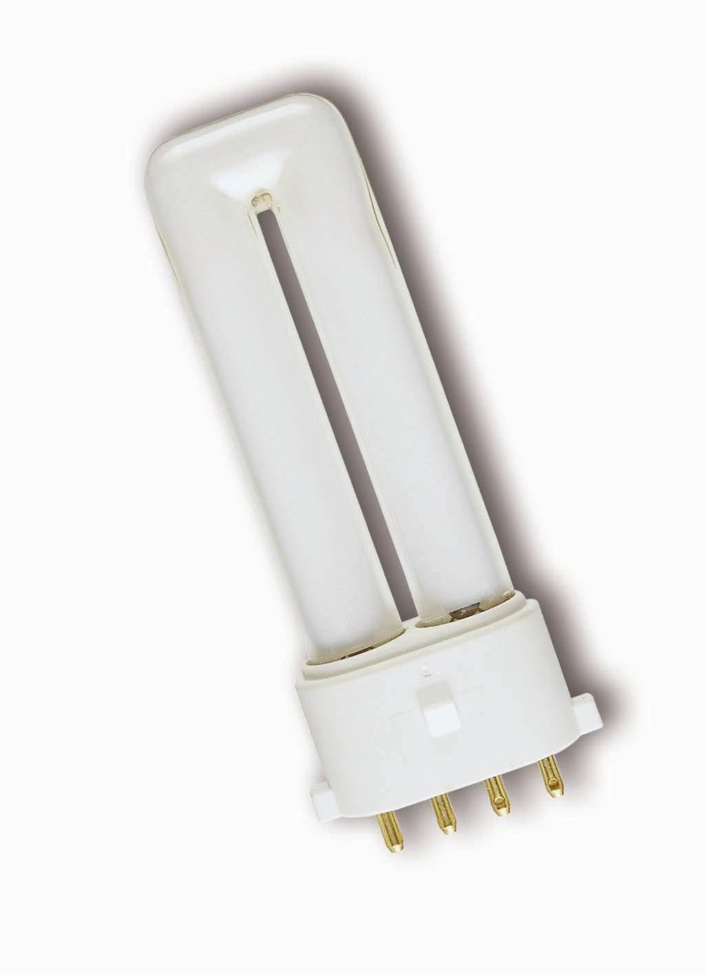 GE Biax-S/E 11W - 827 - Extra Warm White