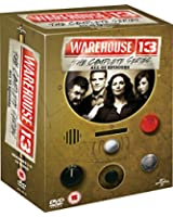 Warehouse 13 - The Complete Series [Import anglais]