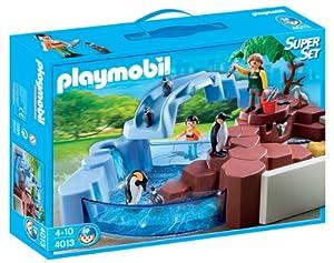 Playmobil 4013 Wild Life Penguin Habitat Superset