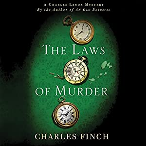 The Laws of Murder Hörbuch