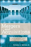 img - for Mergers and Acquisitions: A Step-by-Step Legal and Practical Guide by Edwin L. Miller Jr. (2008-01-09) book / textbook / text book