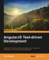 AngularJS Test-driven Development Front Cover