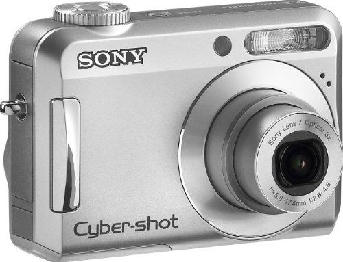 Sony Cybershot DSC-S650