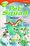 Oxford Reading Tree: Stage 13: TreeTops: More Stories B: Pet Squad (019918402X) by Shipton, Paul