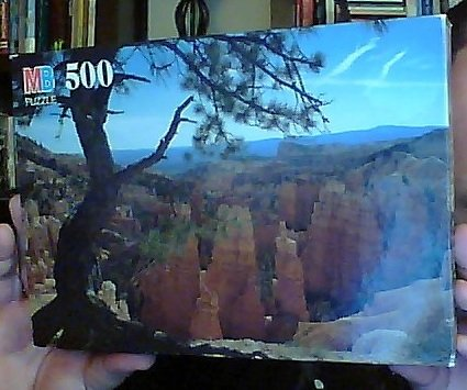 Croxley 500pc. Puzzle-Bryce Canyon National Park, Utah - 1