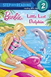Little Lost Dolphin (Barbie) (Step into Reading)