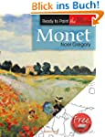 Monet (Ready to Paint: The Masters)