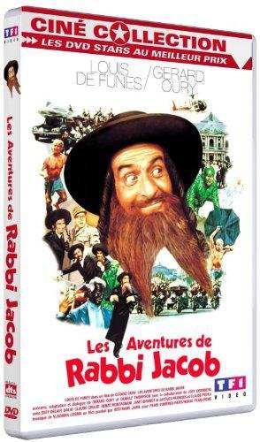 Les Aventures de Rabbi Jacob [FR IMPORT]