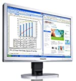 Philips 240B1CS 24 inch Brilliance LCD Monitor with Ergo base/USB/Audio