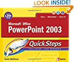 Microsoft Office PowerPoint 2003 Quic...