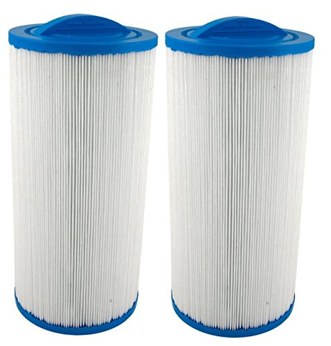 2 Guardian Pool Spa Filter Cartridge Replaces 6CH-47 PTL47W FC-0315 Top Load 47 sq ft (Blue Ridge Hot Tub Filters compare prices)