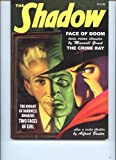 img - for The Shadow #39: Face of Doom / The Crime Ray plus