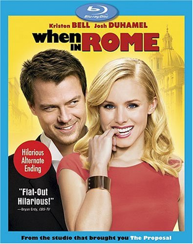 Cover art for  When in Rome [Blu-ray]