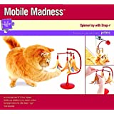 Petlinks Mobile Madness Cat Toy Feather Mobile