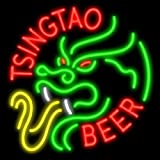 Tsingtao Beer Dragon 18''x14'' Neon Sign zx18-p00118