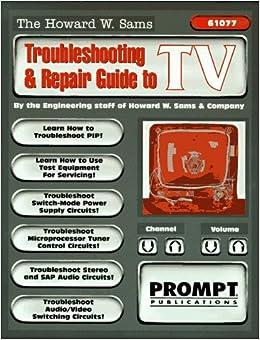 tv repair guide for beginners