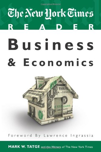 The New York Times Reader: Business (TimesCollege from CQ...