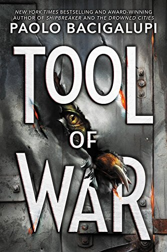 Book Cover: Tool of War