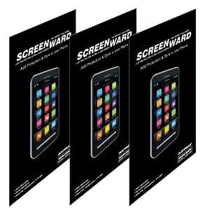 Xperia M C1904 Screen protector, Scratch Guard, Screenward 3X Screen Protector Scratch Guard For Sony Xperia M C1904 (Pack of 3)