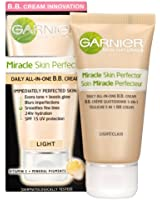 Garnier Miracle Perfecteur cutané quotidien All-In-One Light BB Cream 50ml